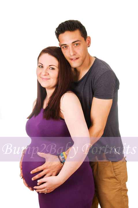 Maternity couple